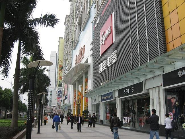 丽影广场外4